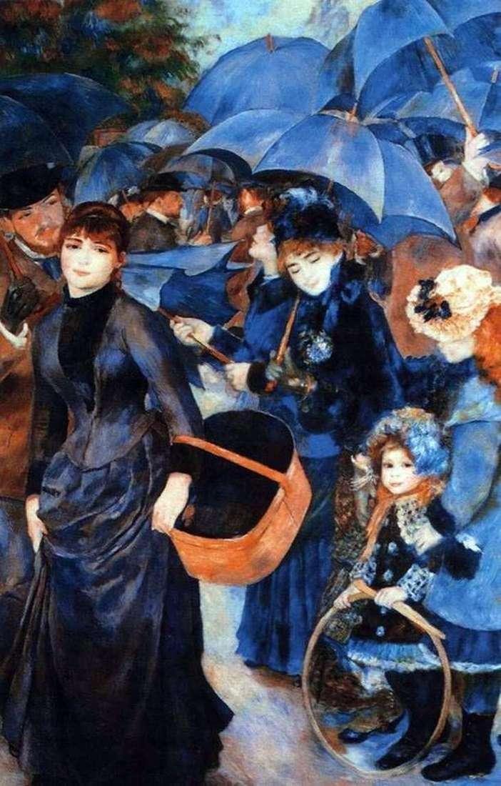 Parasole   Pierre Auguste Renoir