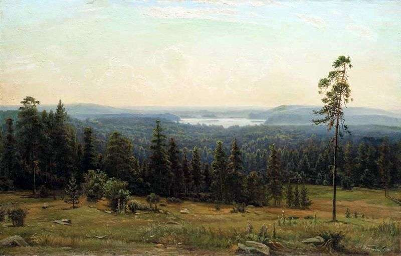 Forest Dali   Ivan Shishkin