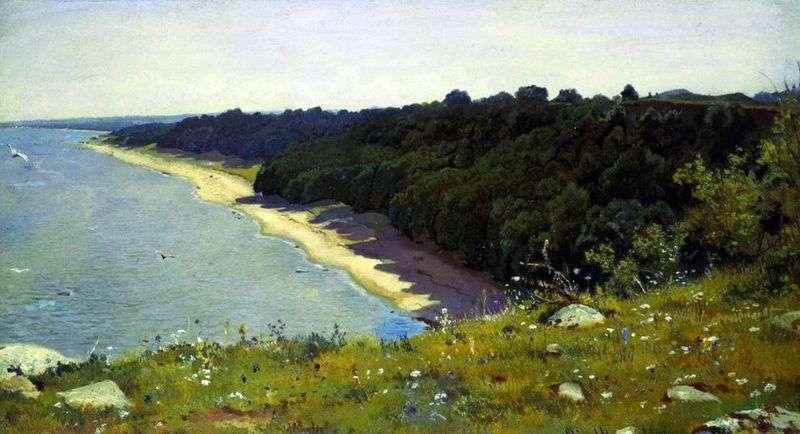 Nad brzegiem morza   Iwan Szyszkin
