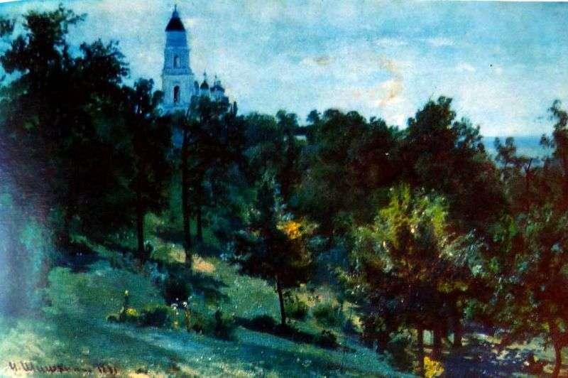 Na wyspie Valaam   Iwan Szyszkin
