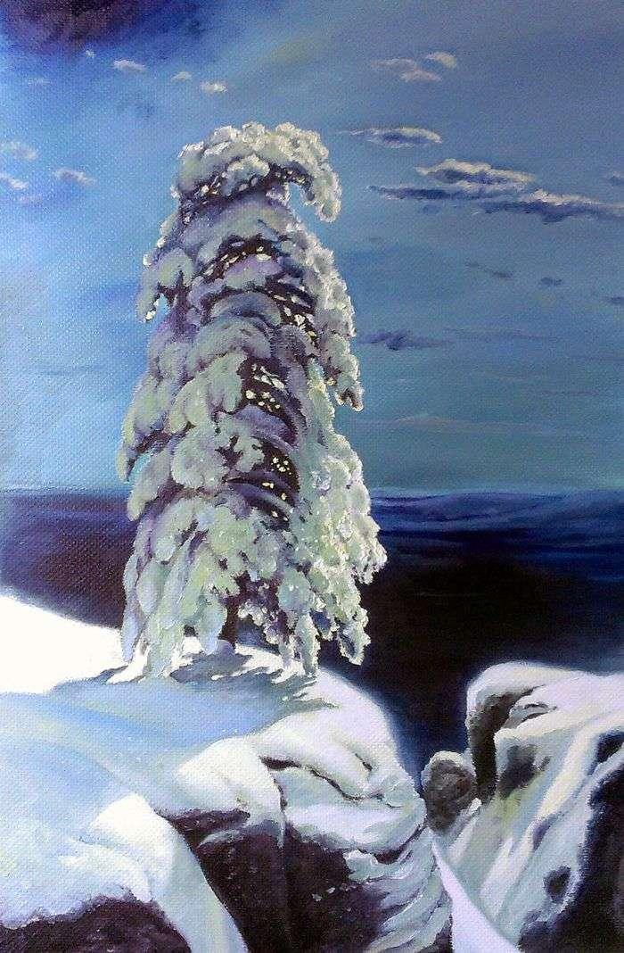 Na północy, dzikie...   Iwan Szyszkin