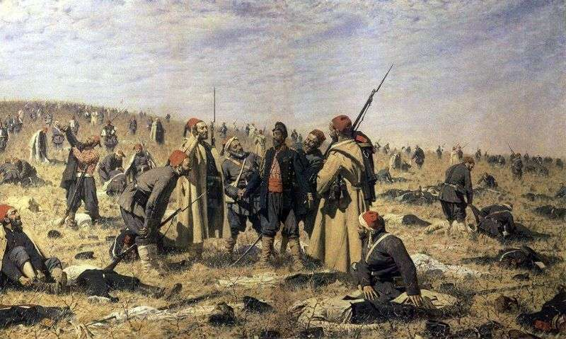 Zwycięzcy   Vasily Vereshchagin