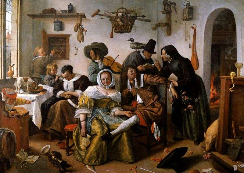 Kawardak   Jan Steen