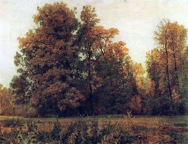 Jesień   Iwan Szyszkin