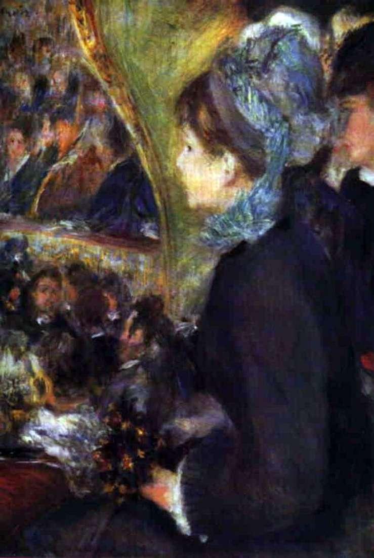 Pierwsze wyjście   Pierre Auguste Renoir