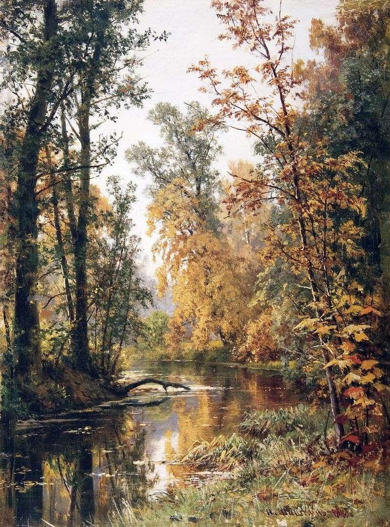 Park w Pawłowsku   Iwan Szyszkin