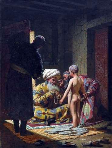 Sprzedaż niewolnika dziecięcego   Wasilij Czepia