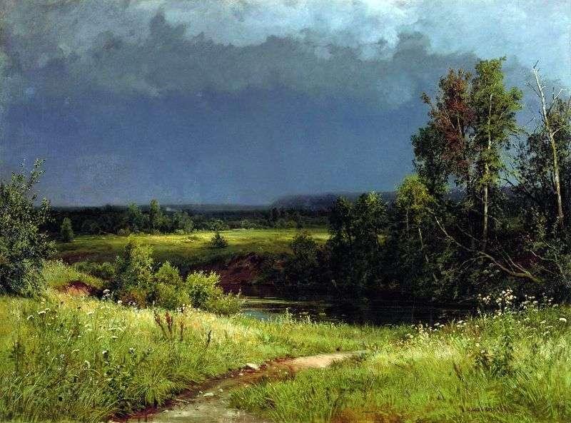 Przed burzą   Iwan Szyszkin