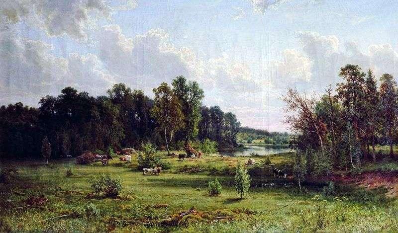 Perelesok (południe)   Iwan Szyszkin
