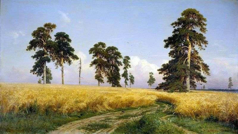 Żyto   Iwan Szyszkin