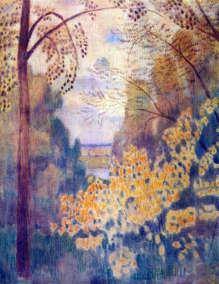 Hazel Bush   Victor Borisov Musatov