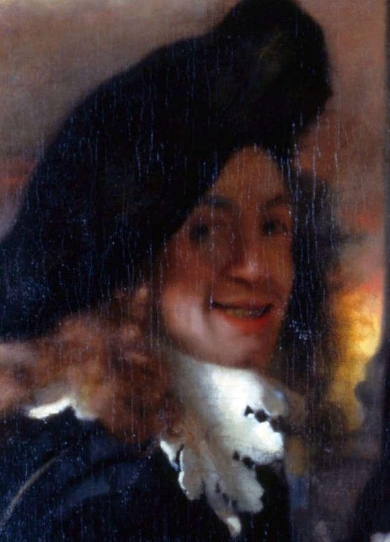 Autoportret   Jan Vermeer