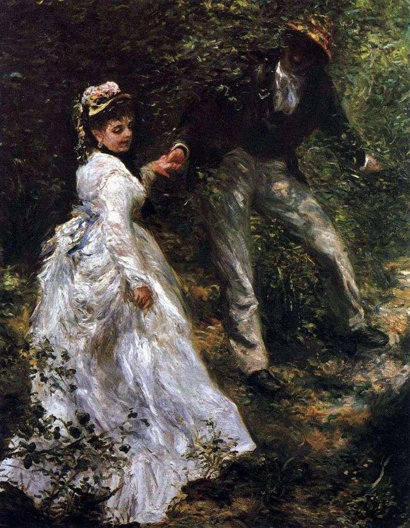 Spacer   Pierre Auguste Renoir