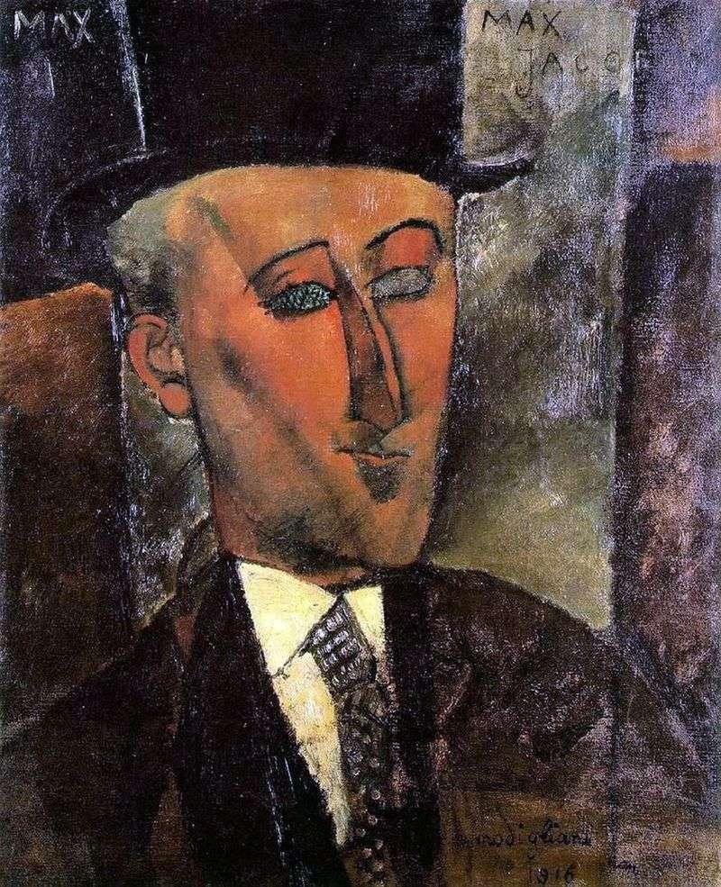 Max Zhakov   Amedeo Modigliani