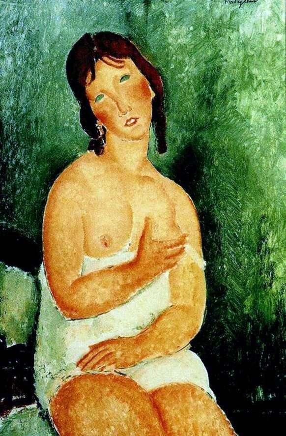 Akt   Amedeo Modigliani
