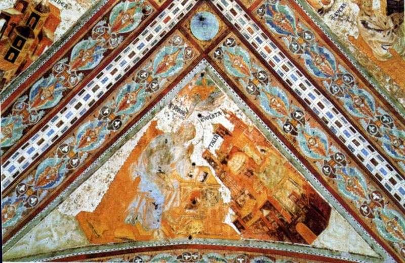 Święty Marek Ewangelista   Giovanni Cimabue (Chenni di Pepo)