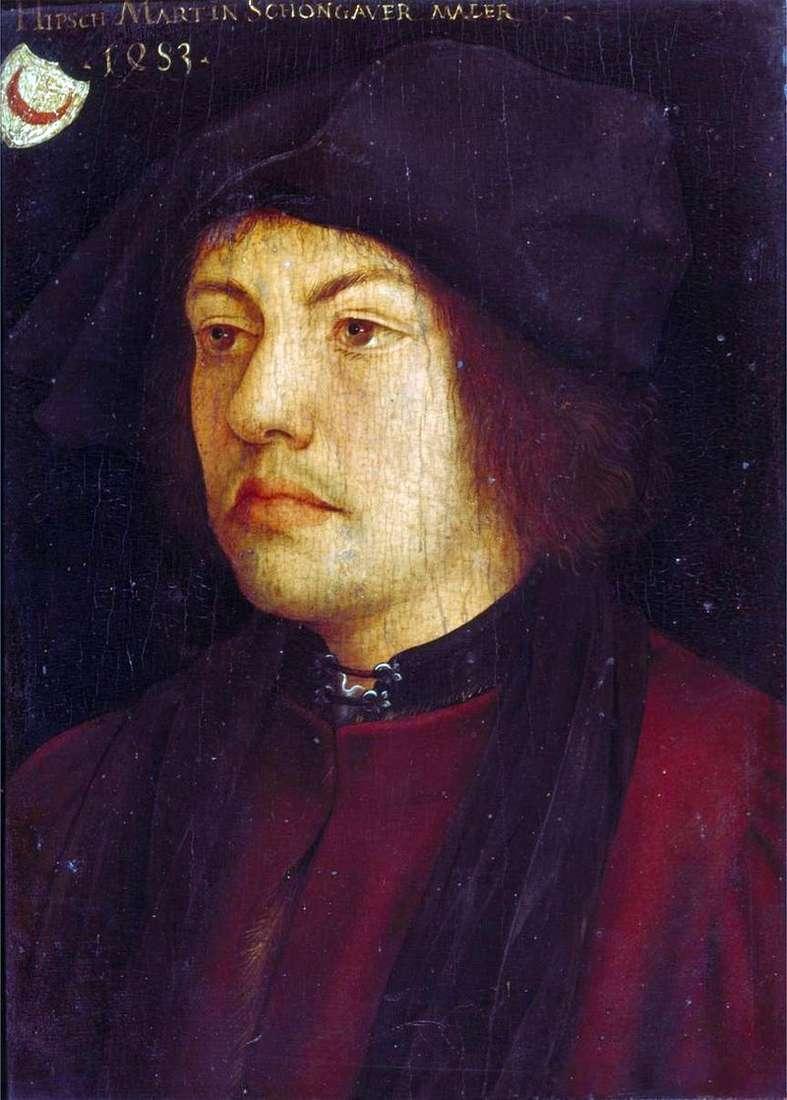Autoportret   Martin Schongauer