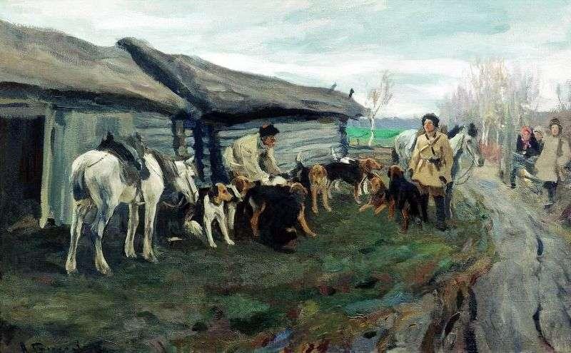 Kolekcja myśliwska   Alexey Stepanov