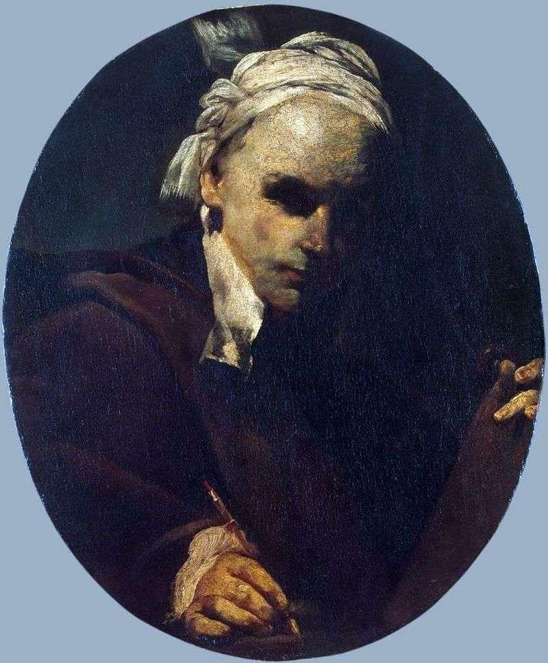 Autoportret   Giuseppe Maria Crespi