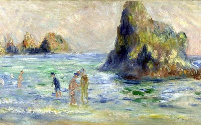 Oleje z etiud   Pierre Auguste Renoir