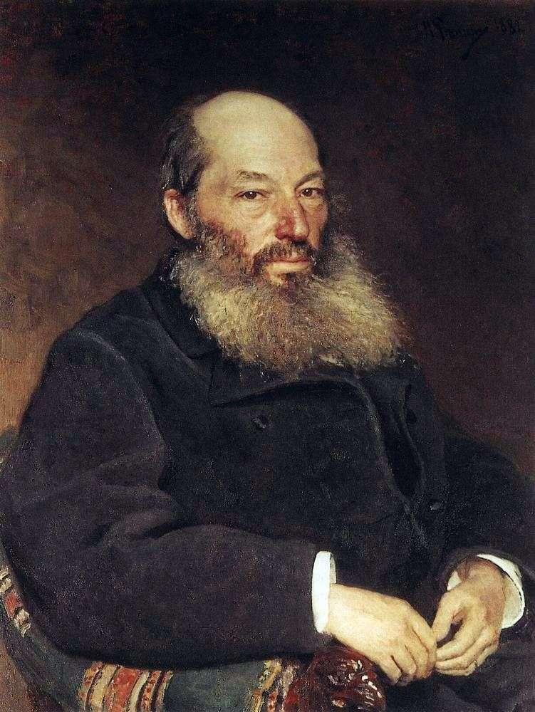 Athanasius Fet   Ilya Repin