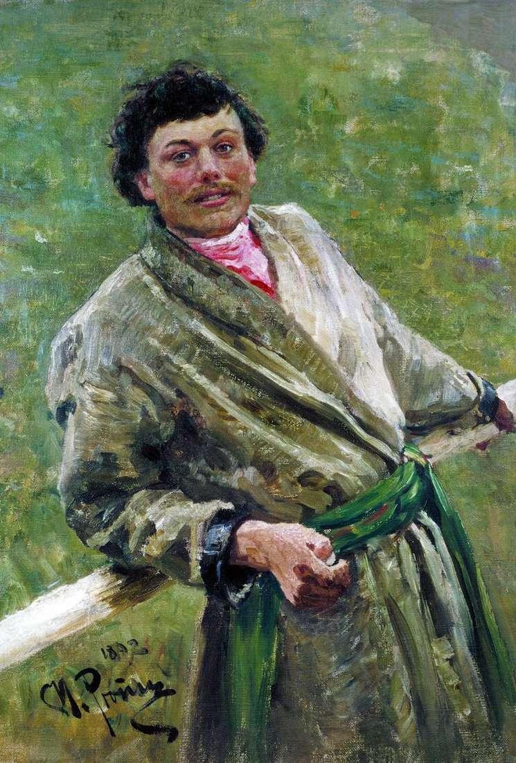 Białoruś   Ilya Repin