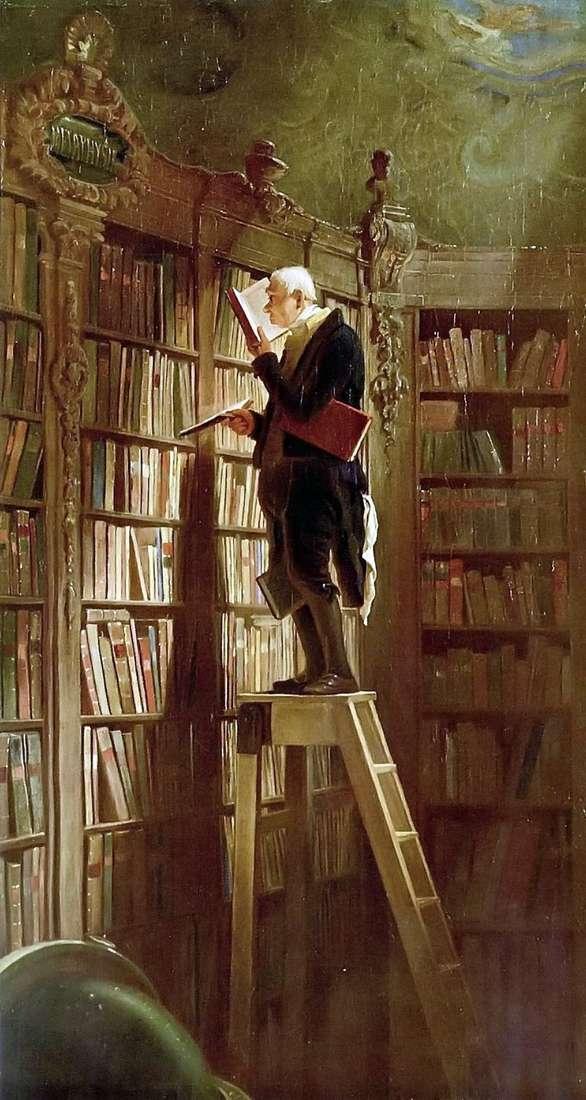 Mól książkowy   Karl Shpitsveg