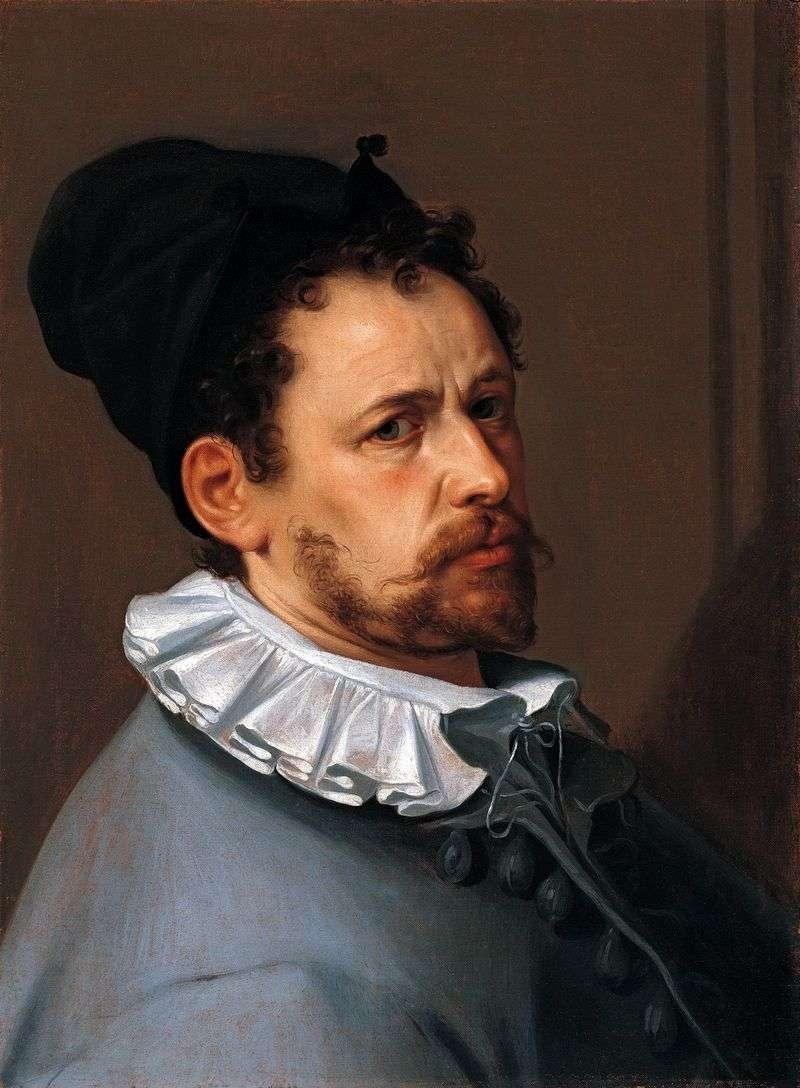 Autoportret   Bartholomeus Spranger