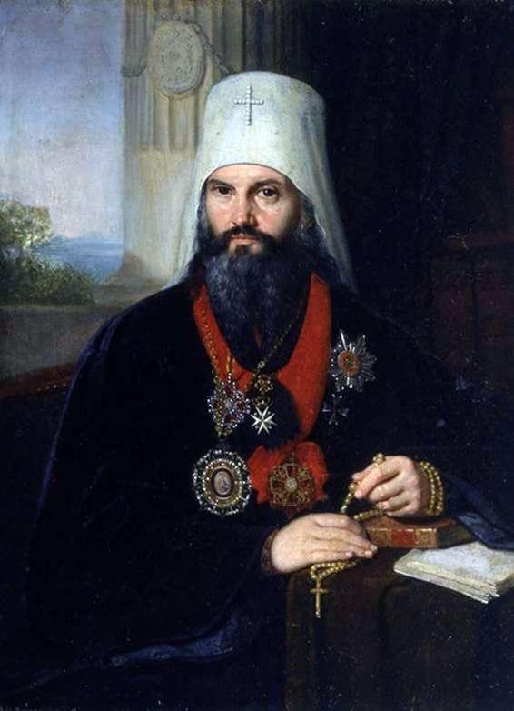 Portret Michaiła Desnitsky   Vladimir Borovikovsky