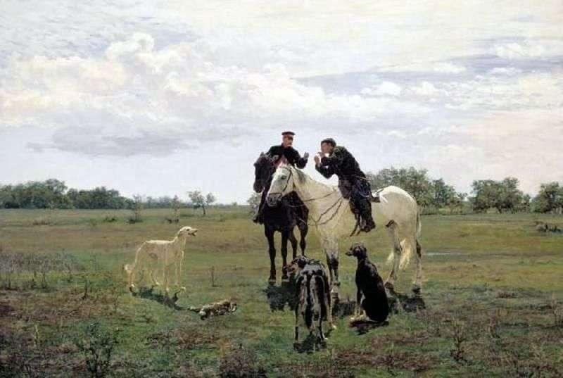 Na wakacjach   Nikolay Kuzniecow