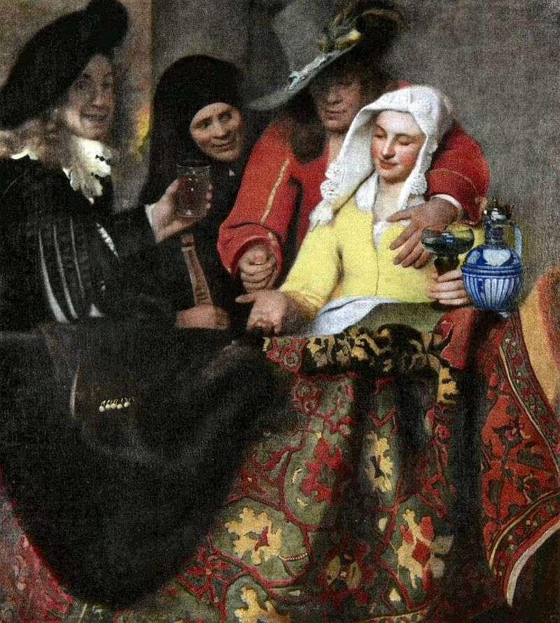 U alfonsa   Jana Vermeera