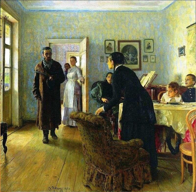 Nie czekać   Ilya Repin