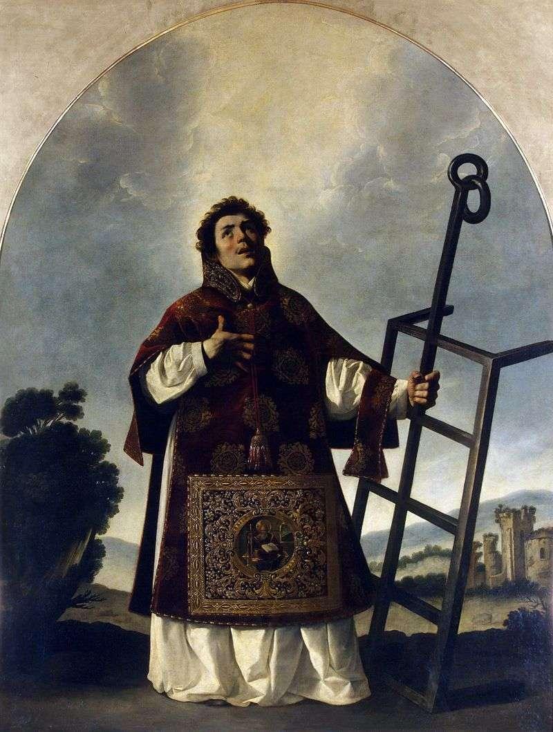 Świętego Wawrzyńca   Francisco de Zurbaran