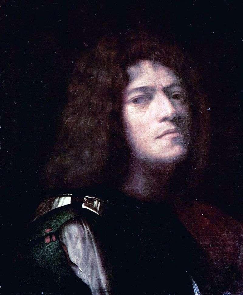 Autoportret   Giorgione