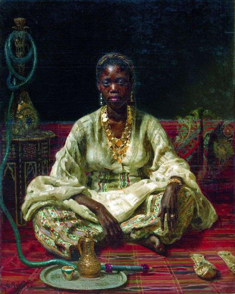 Murzynka   Ilya Repin
