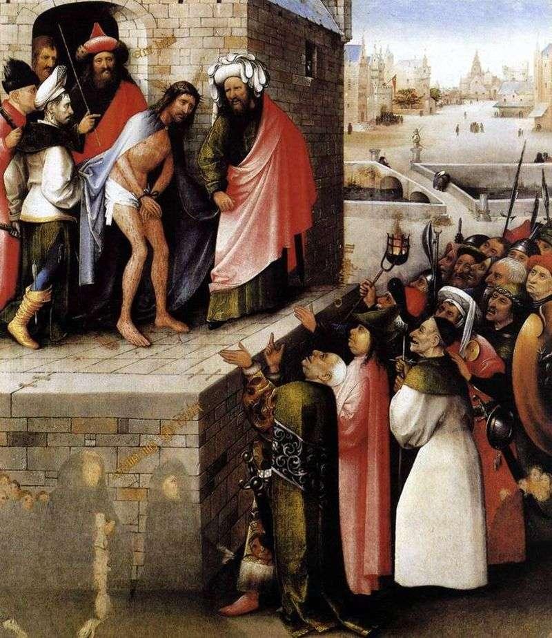 Ecce Homo   Hieronymus Bosch