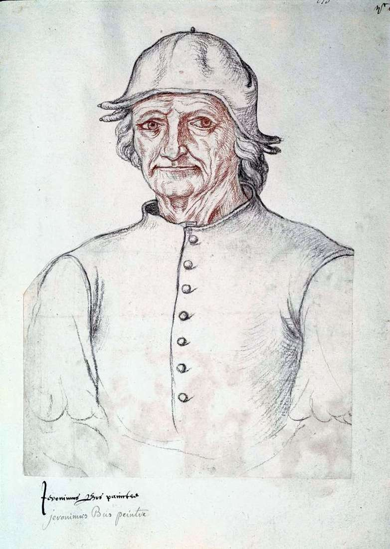 Autoportret   Hieronymus Bosch