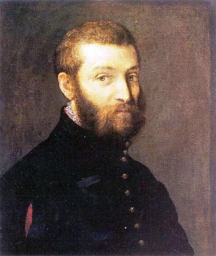 Autoportret   Paolo Veronese