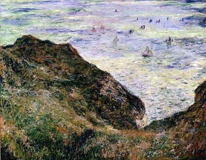 Widok na morze   Claude Monet