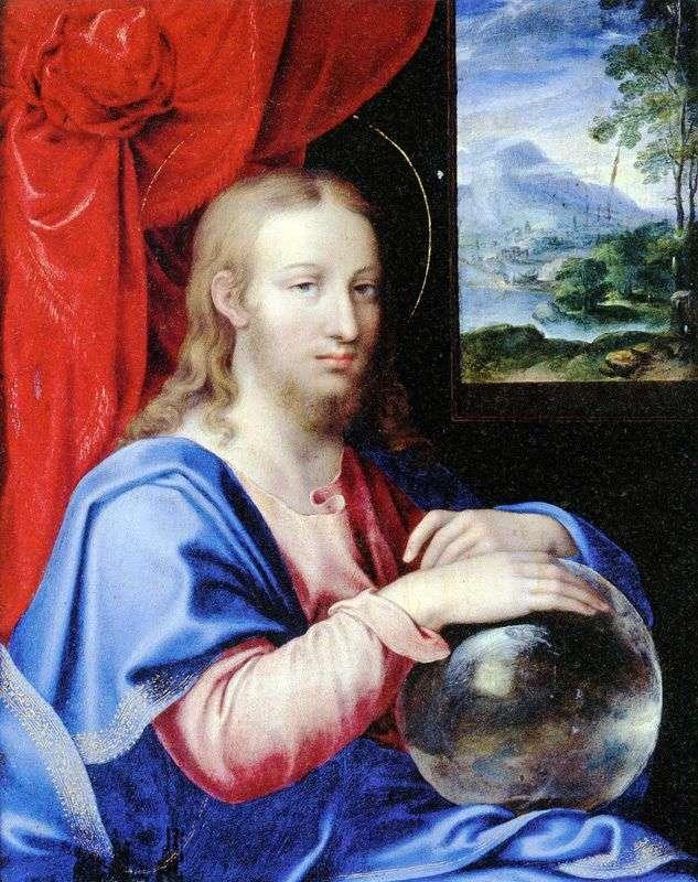 Chrystus Zbawiciel świata   Bartholomeus Spranger