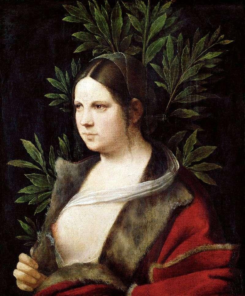 Laura   Giorgione