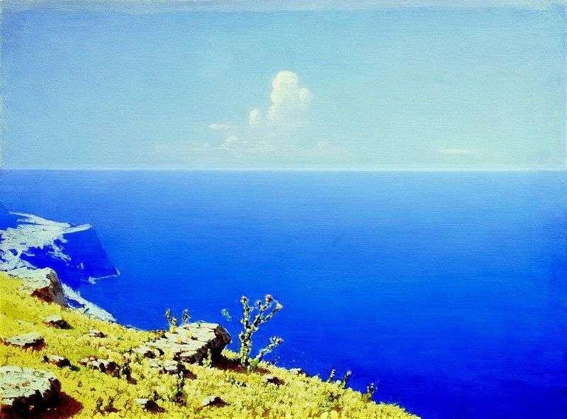 Morze Crimea   Arkhip Kuindzhi