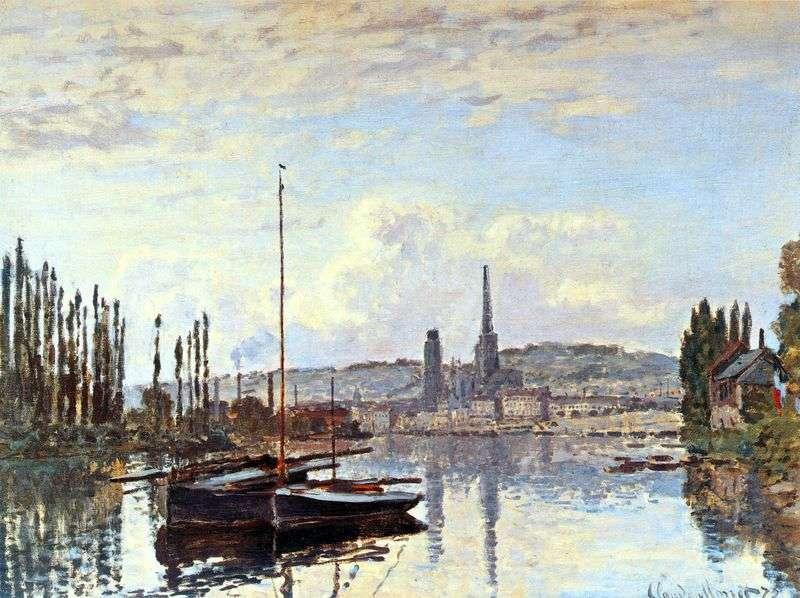 Rodzaje Rouen   Claude Monet