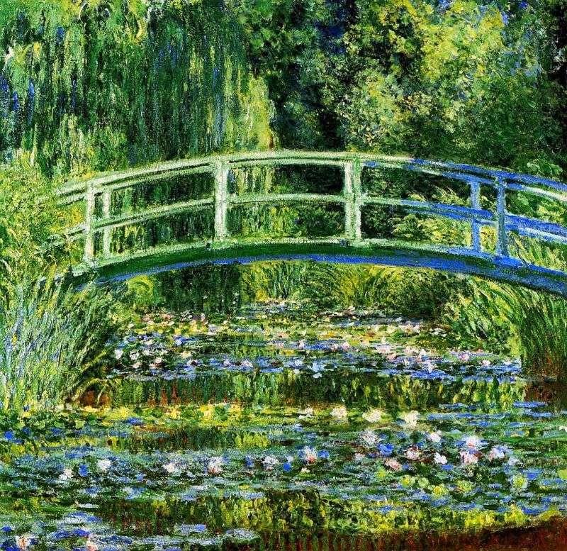 Ogród wodny   Claude Monet
