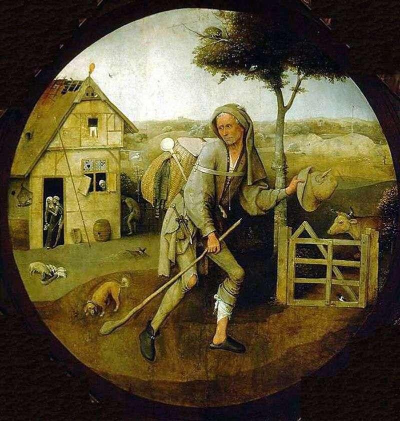 Syn marnotrawny (Wayfarer)   Hieronim Bosch