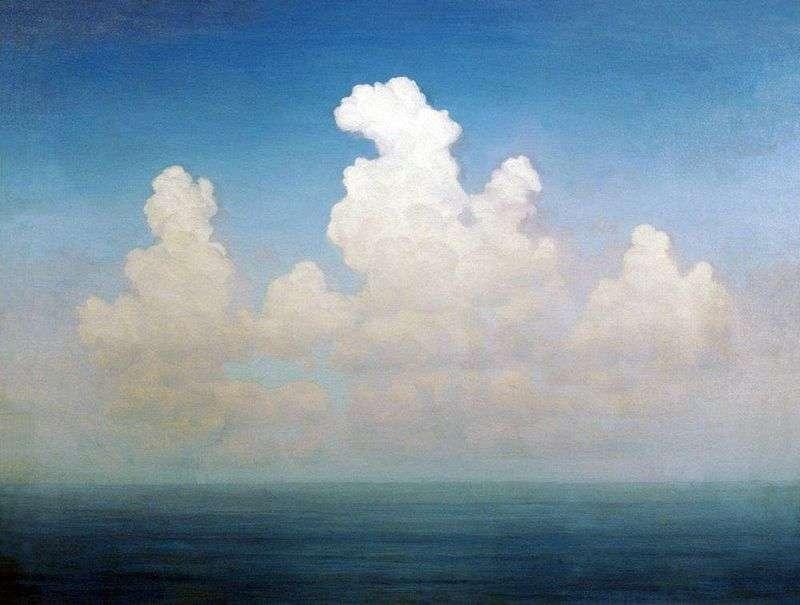 Cloud   Arkhip Kuindzhi
