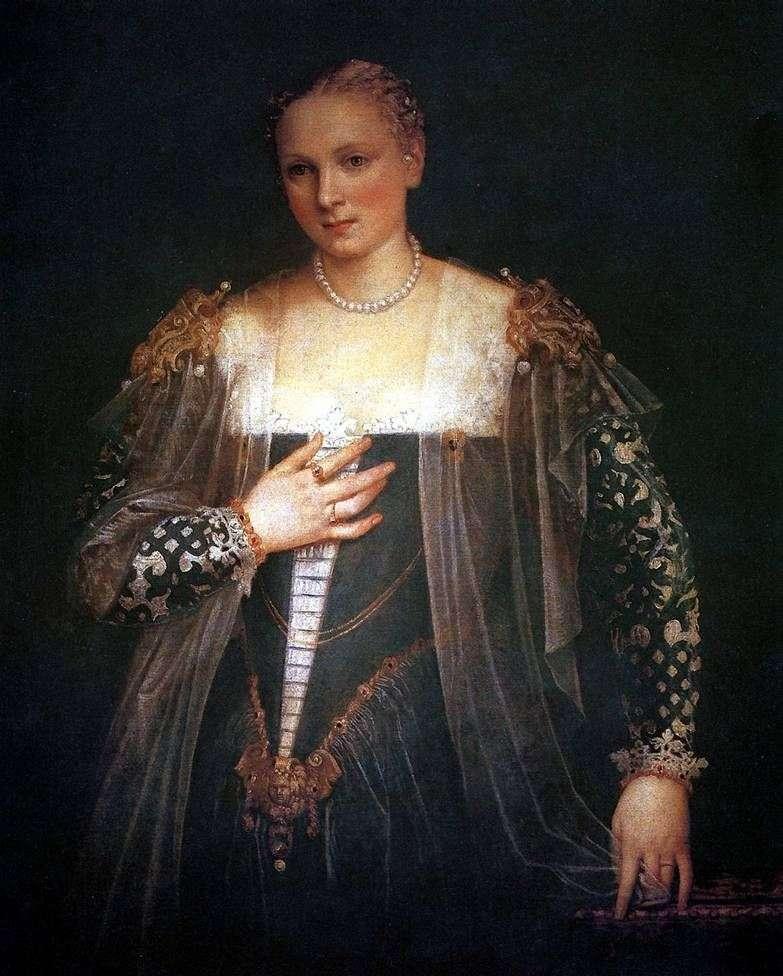 Beauty Nani   Paolo Veronese