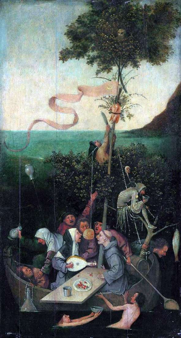 Ship of Fools   Hieronymus Bosch