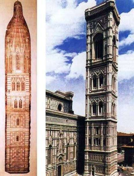 Architektura   Giotto
