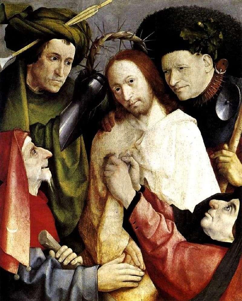 Koronę z koroną cierniową   Hieronima Boscha